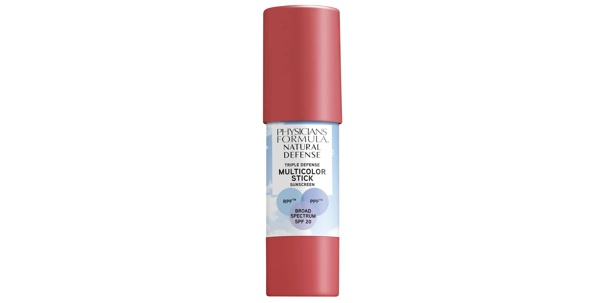 Physicians Formula Natural Defense Triple Defense Multicolor Stick SPF 20