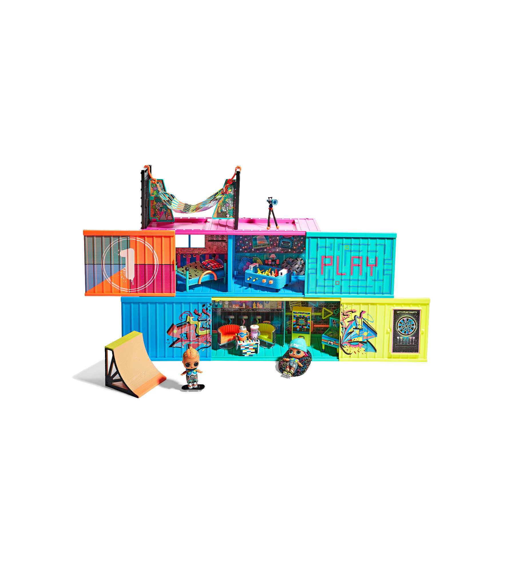 MGA L.O.L. Surprise! Clubhouse Playset