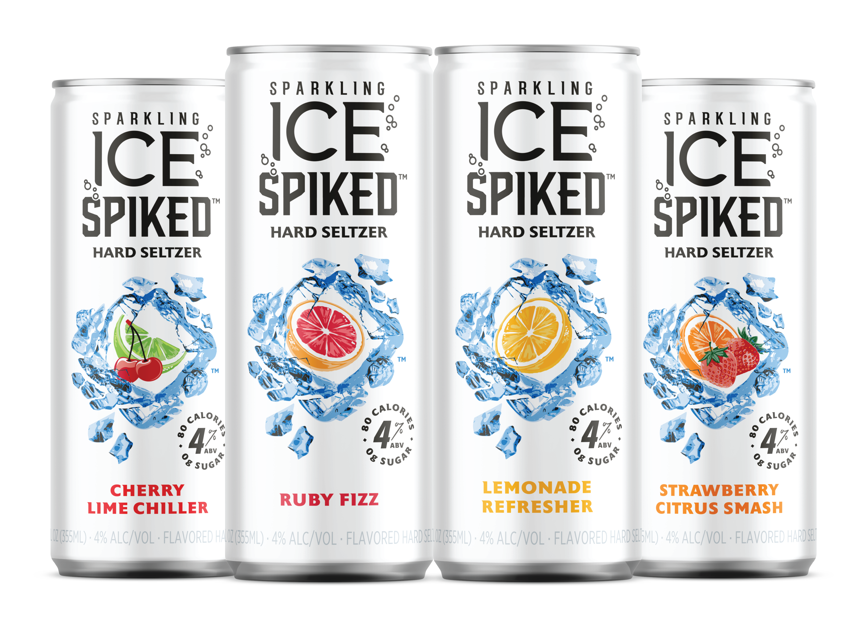 SPIKED by Sparkling Ice