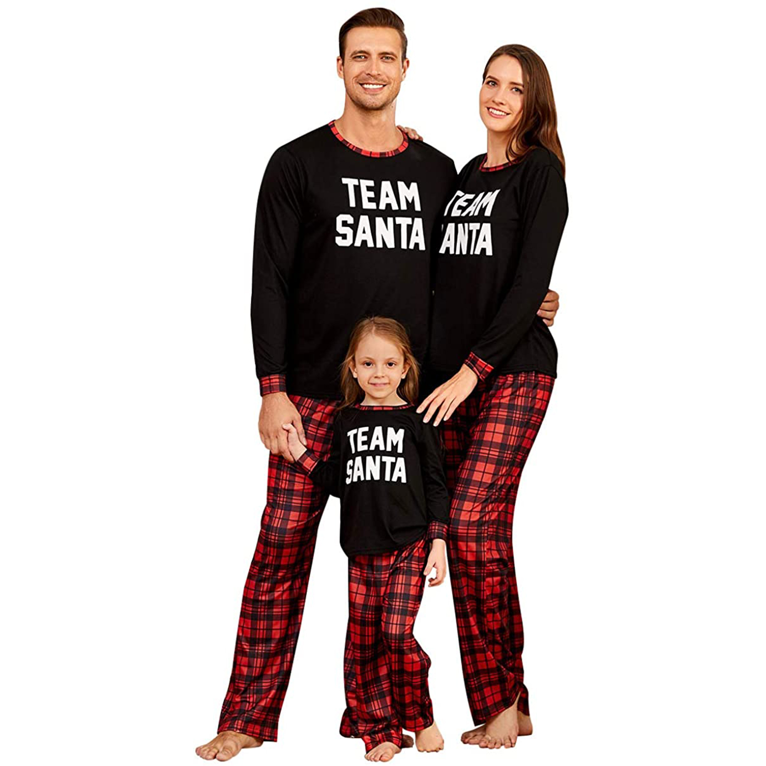 matching family pajamas sets christmas pjs
