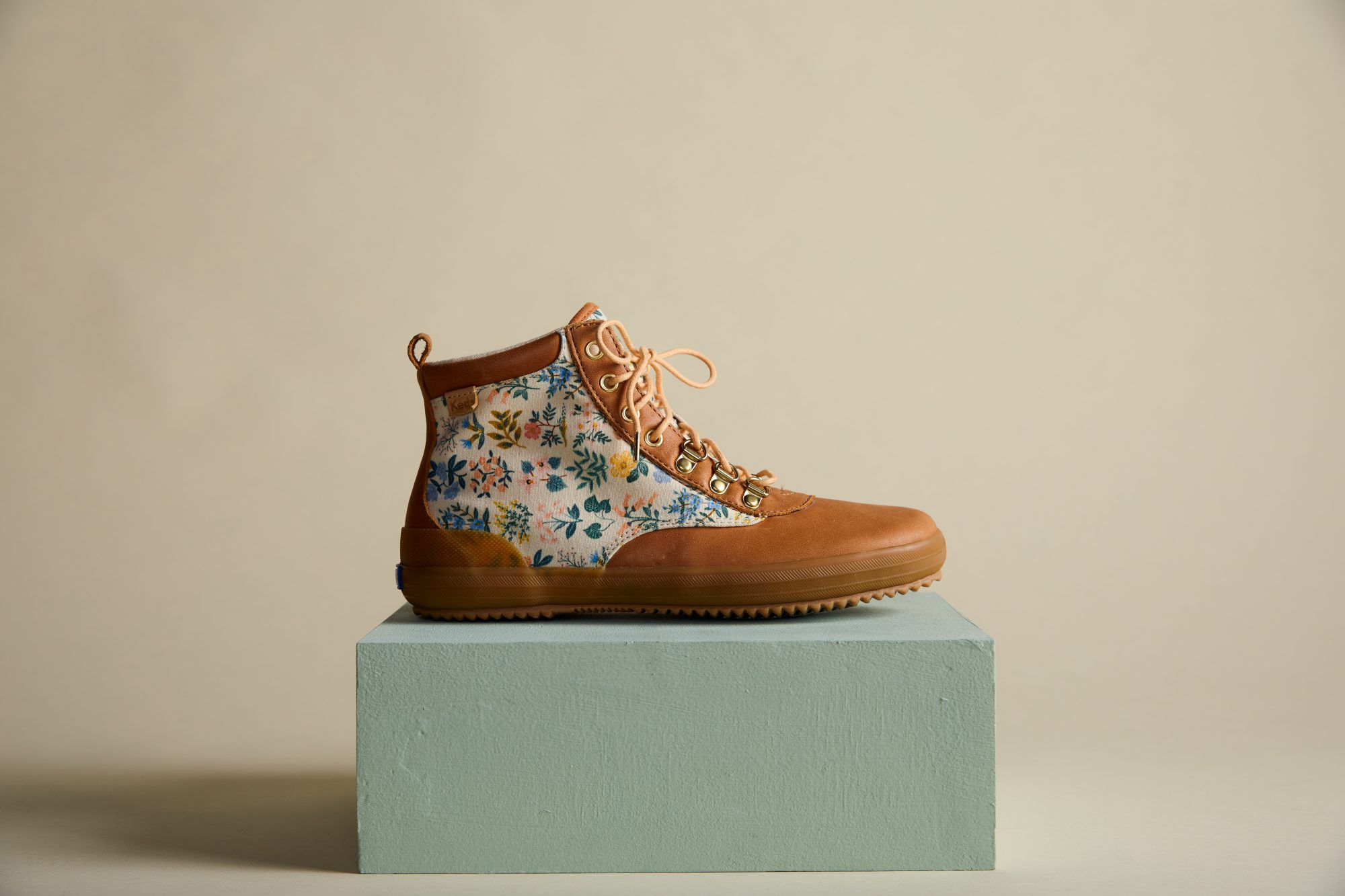 Keds X Rifle Paper Co. Scout Boot
