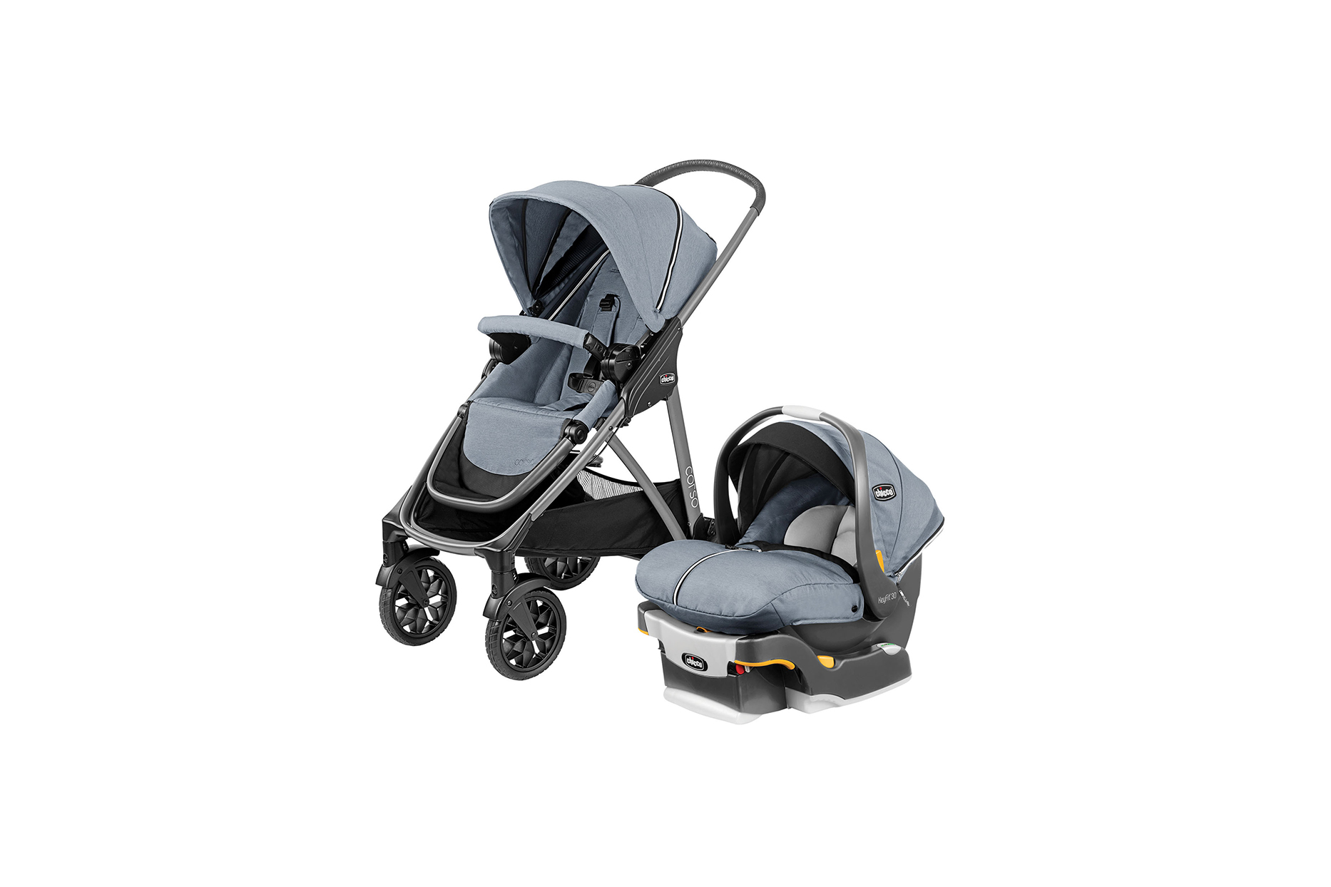 Best Stroller and Car-Seat Combo
