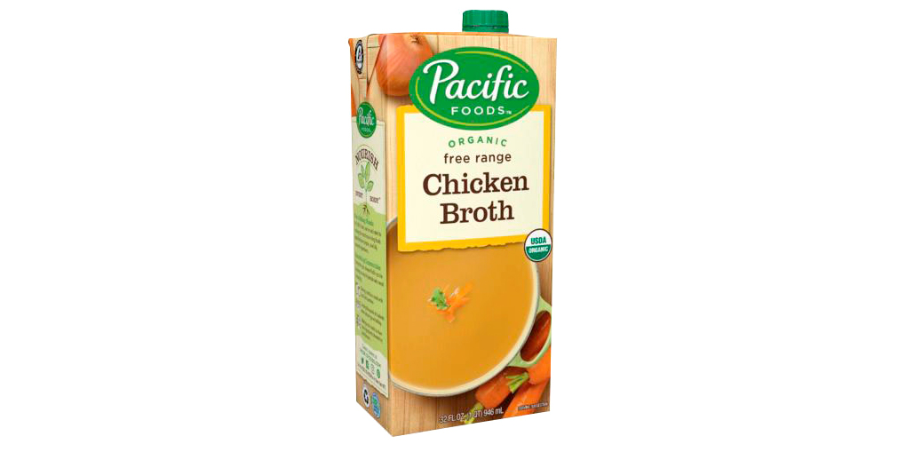 Pacific Foods Organic Free-Range Chicken Broth