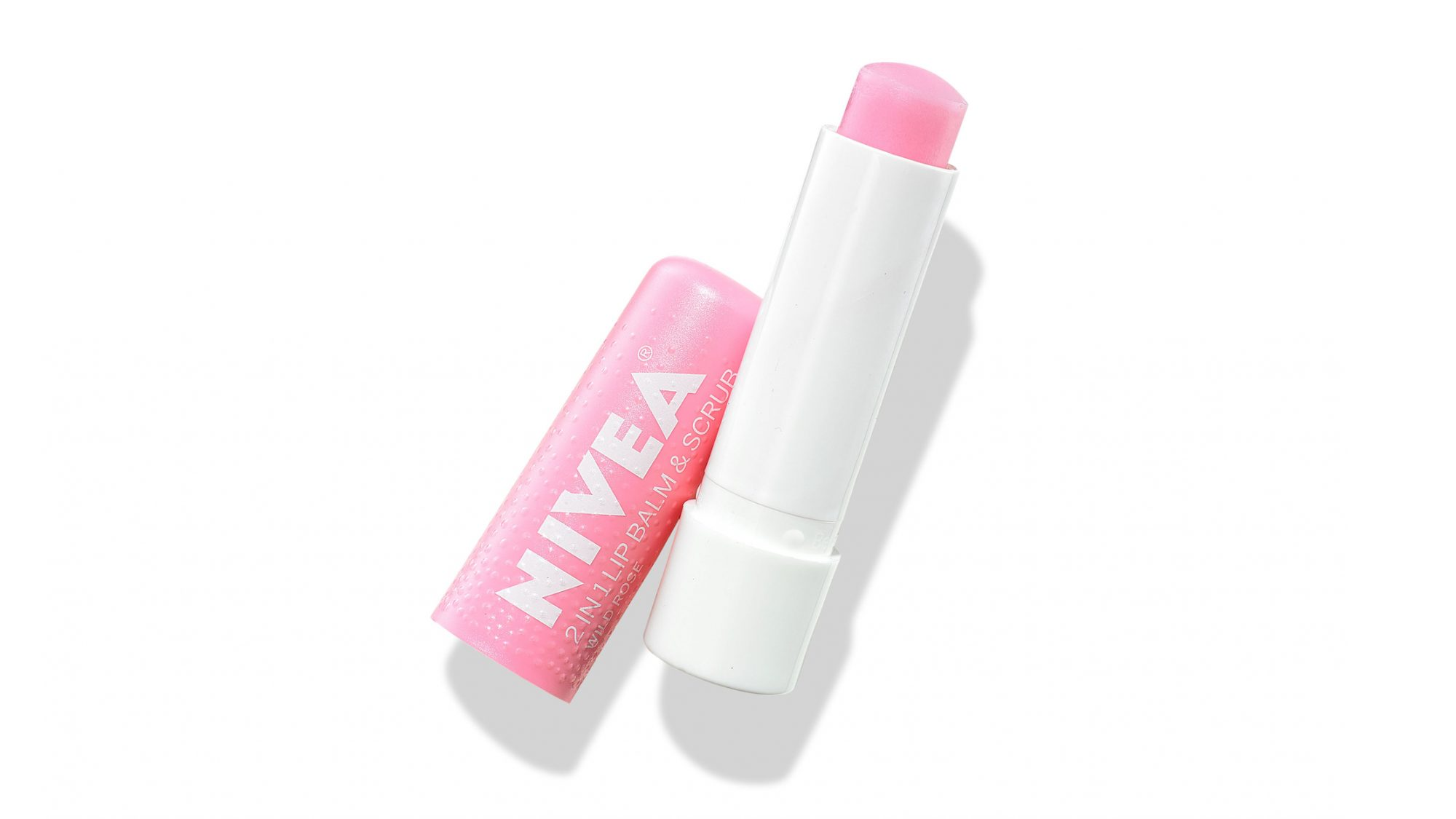 NIVEA Lip Balm and Scrub