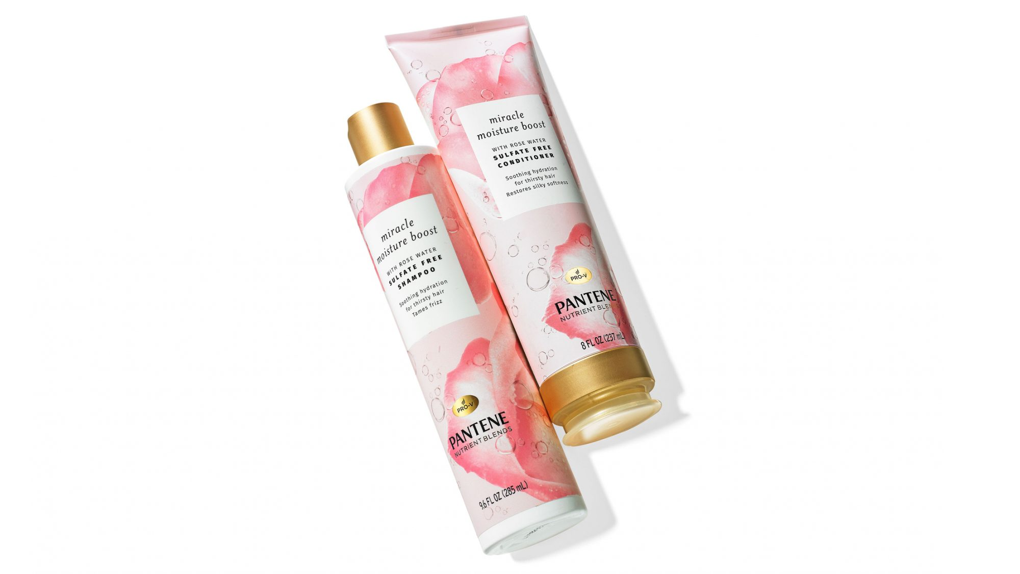 Pantene Nutrient Blends Shampoo and Conditioner