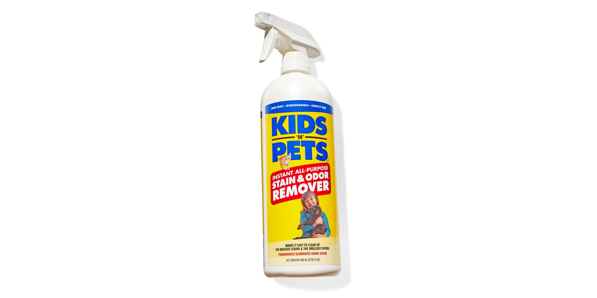 Kids 'N' Pets Instant All-Purpose Stain & Odor Remover