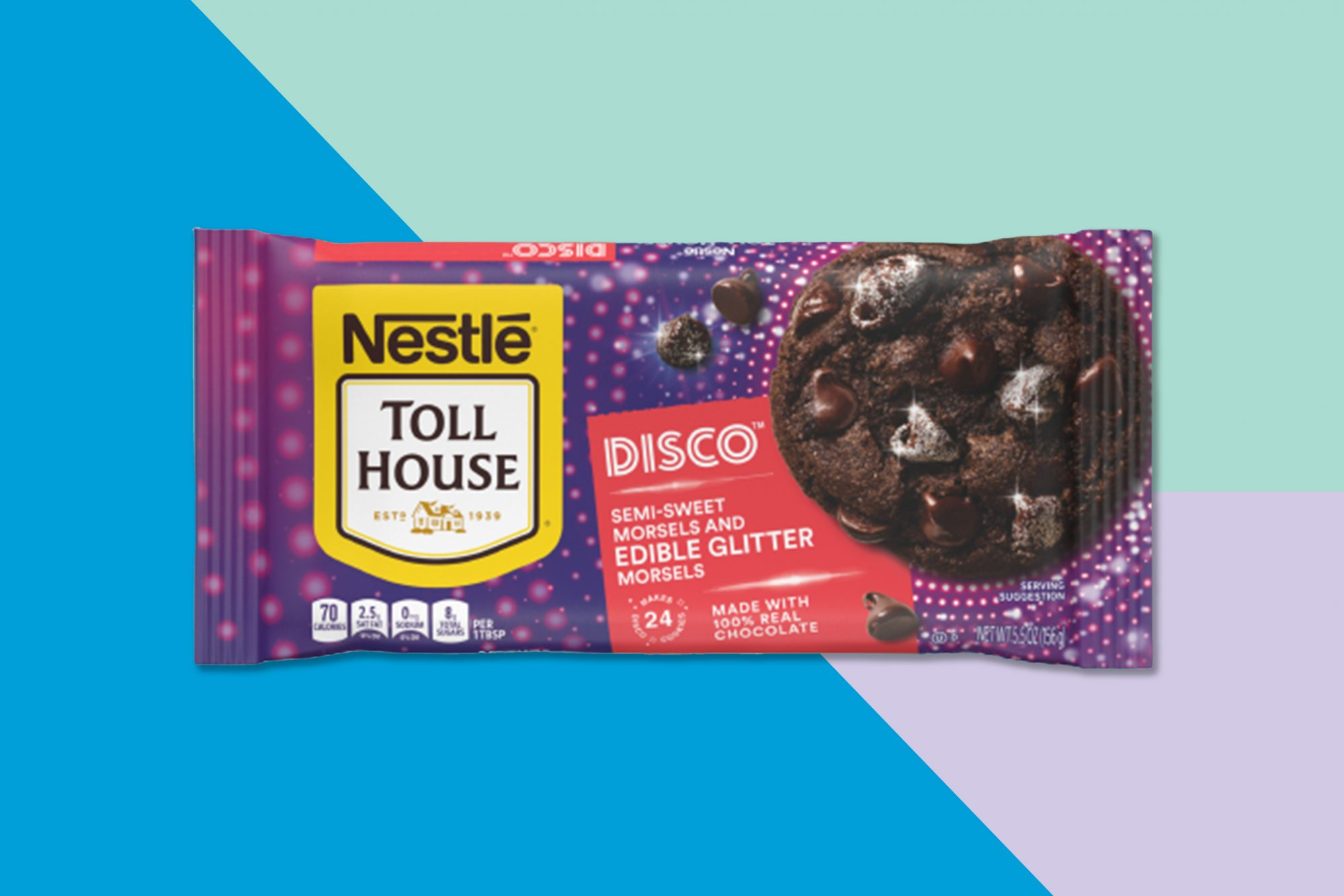 toll house disco morsels