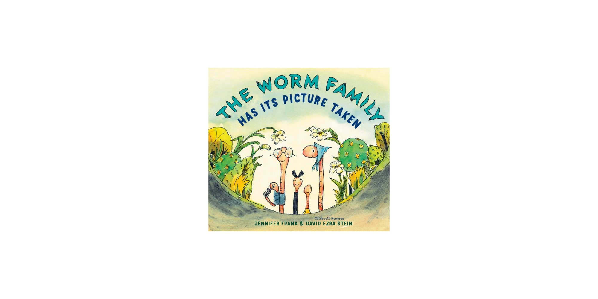 The Worm Family Has Its Picture Taken