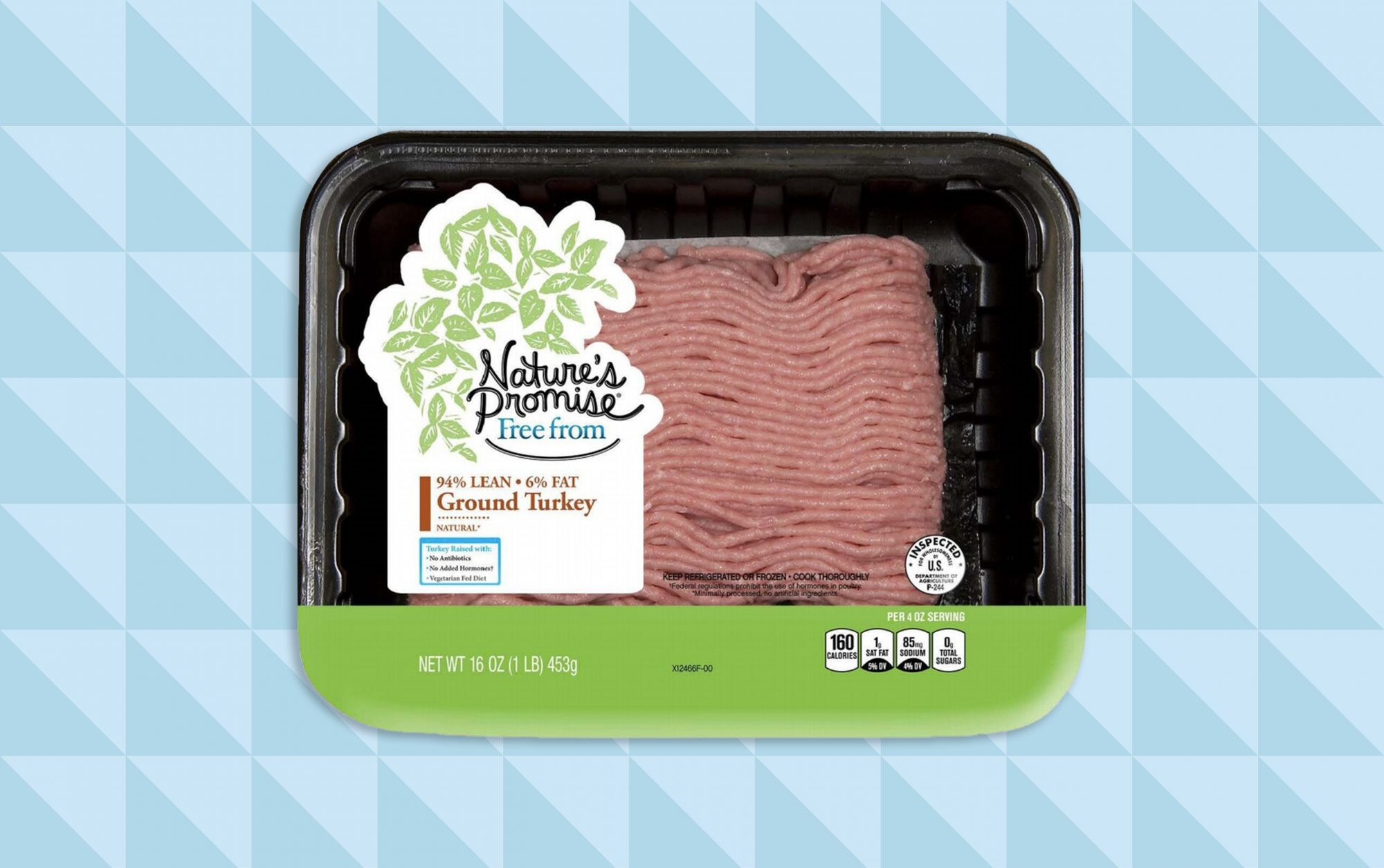 nature's promise ground turkey recall