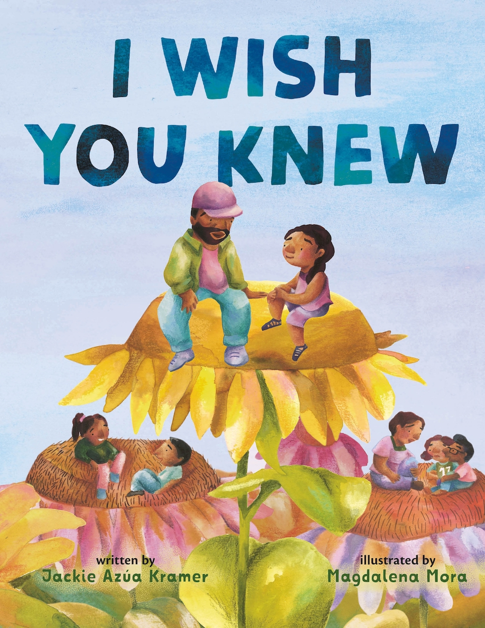 I Wish You Knew book cover
