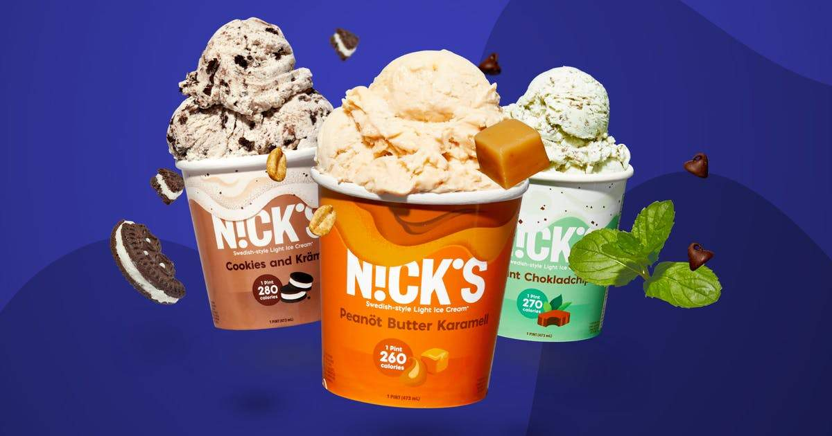 For the new dad who has a sweet tooth, consider this father-focused bundle of the best light ice cream out there. For $60, choose six pints in flavors like Coffee Karamell and Triple Choklad on Nicks.com.