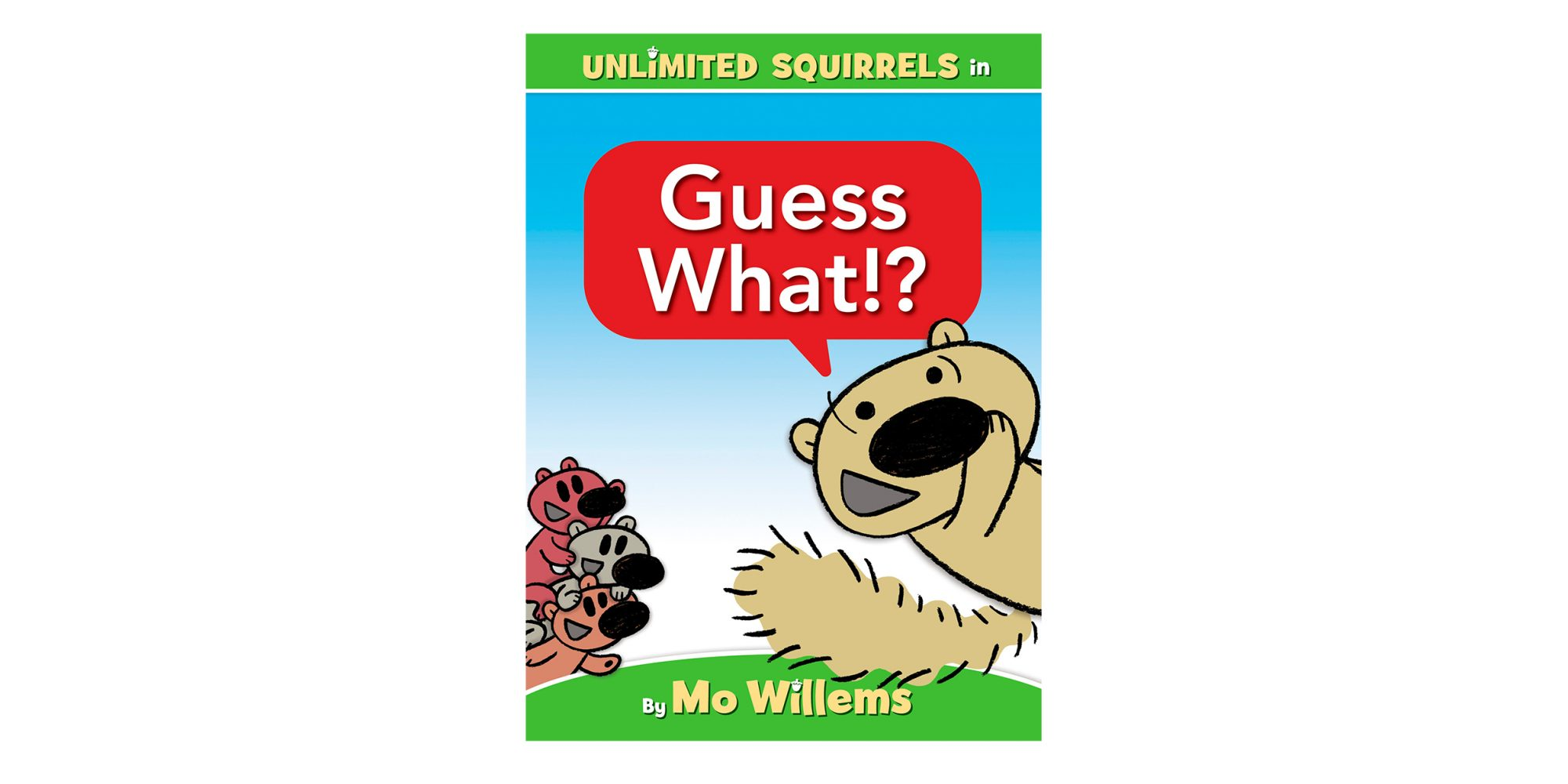 Guess What!? book