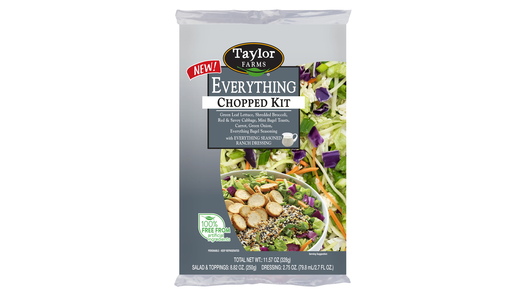 Taylor Farms Everything Chopped Kit