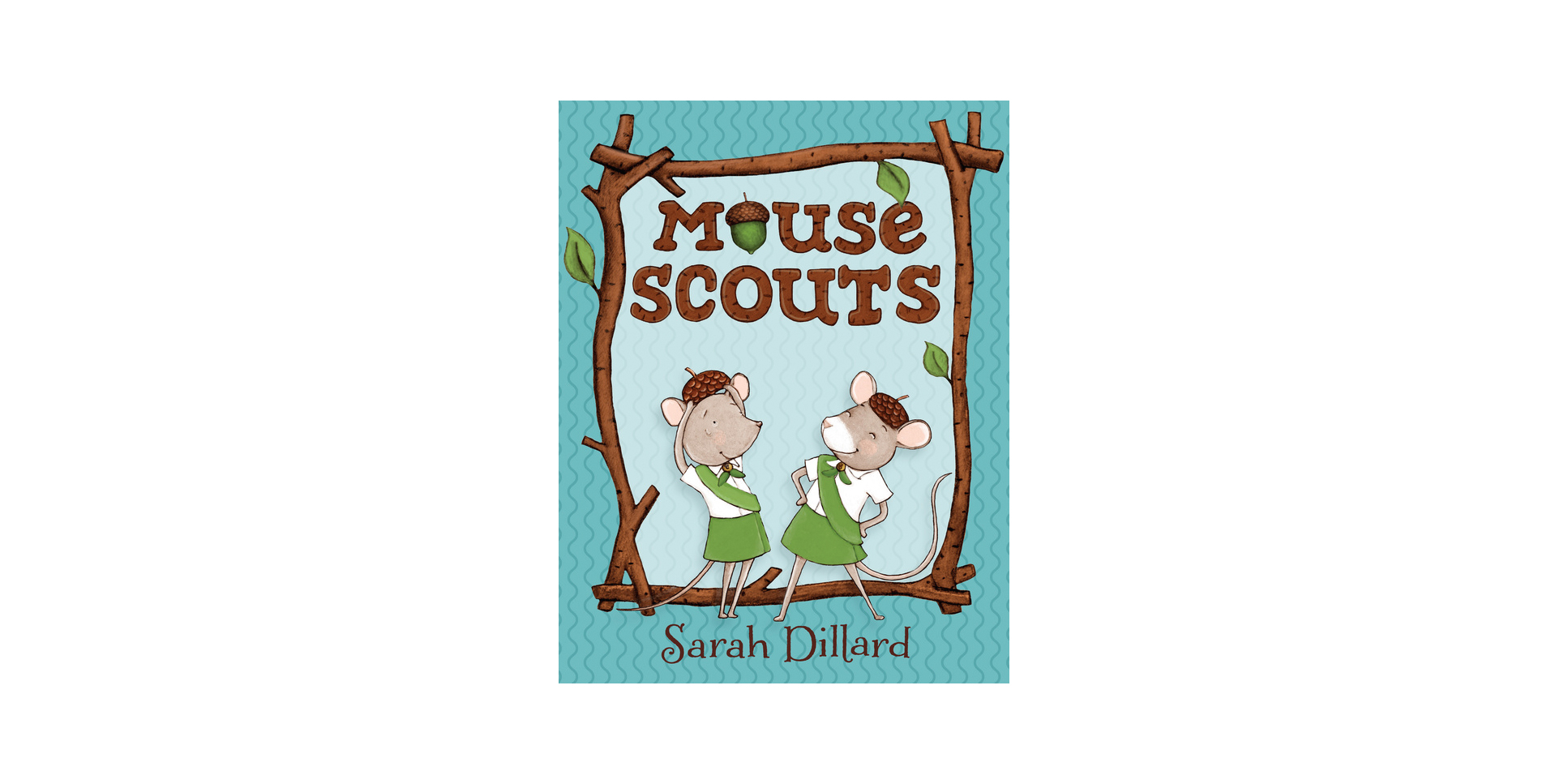 Mouse Scouts book cover