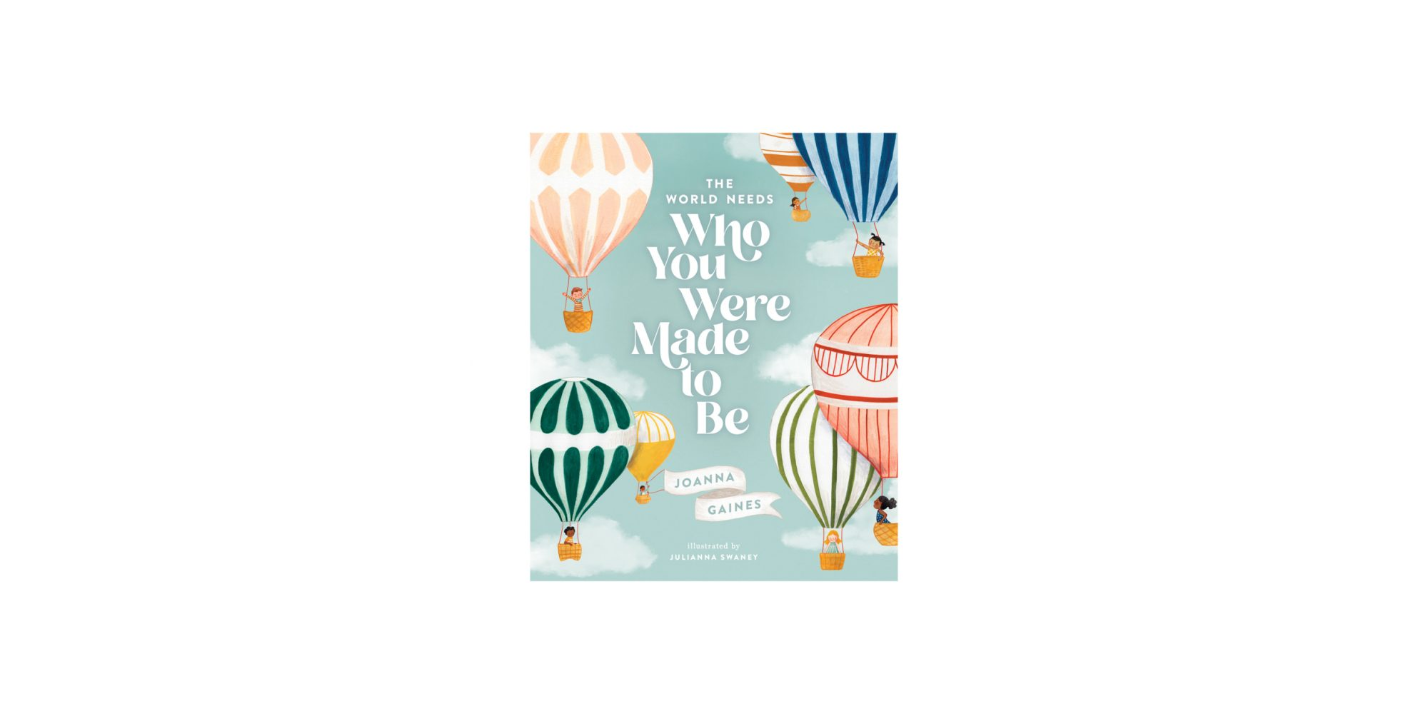 You Are Who You Were Made to Be book cover