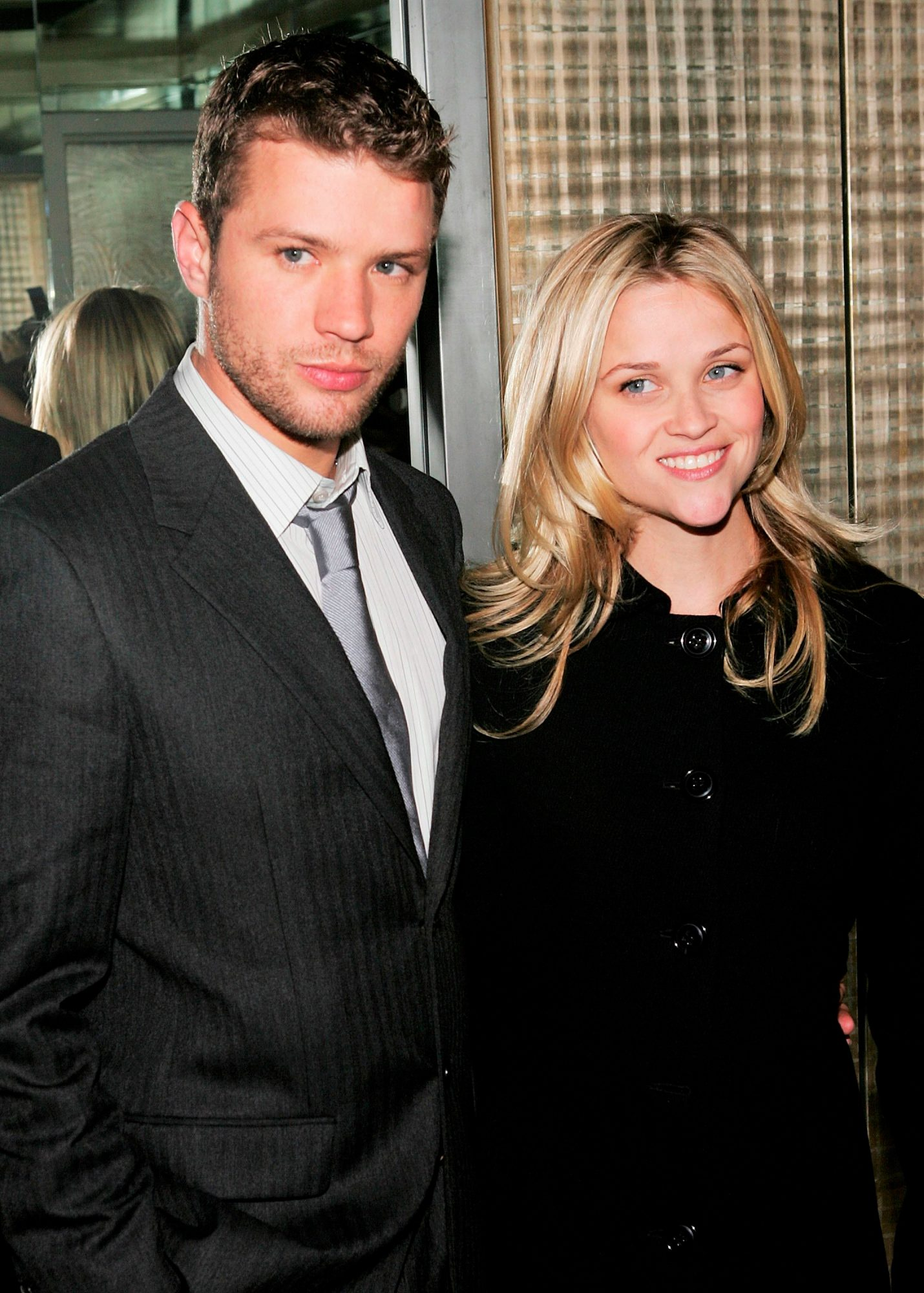 Ryan Phillippe and Reese Witherspoon