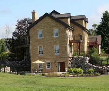 Copperstone Inn, Rockton, Illinois