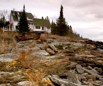 Sweetgrass Cove Guesthouse and Bodywork Studio, Grand Portage, Minnesota