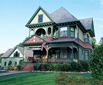 Habberstad House, Lanesboro, Minnesota