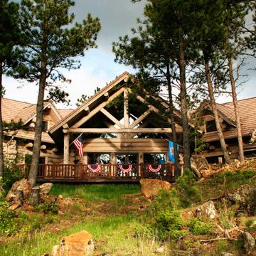 Buffalo Rock Lodge, Keystone, South Dakota