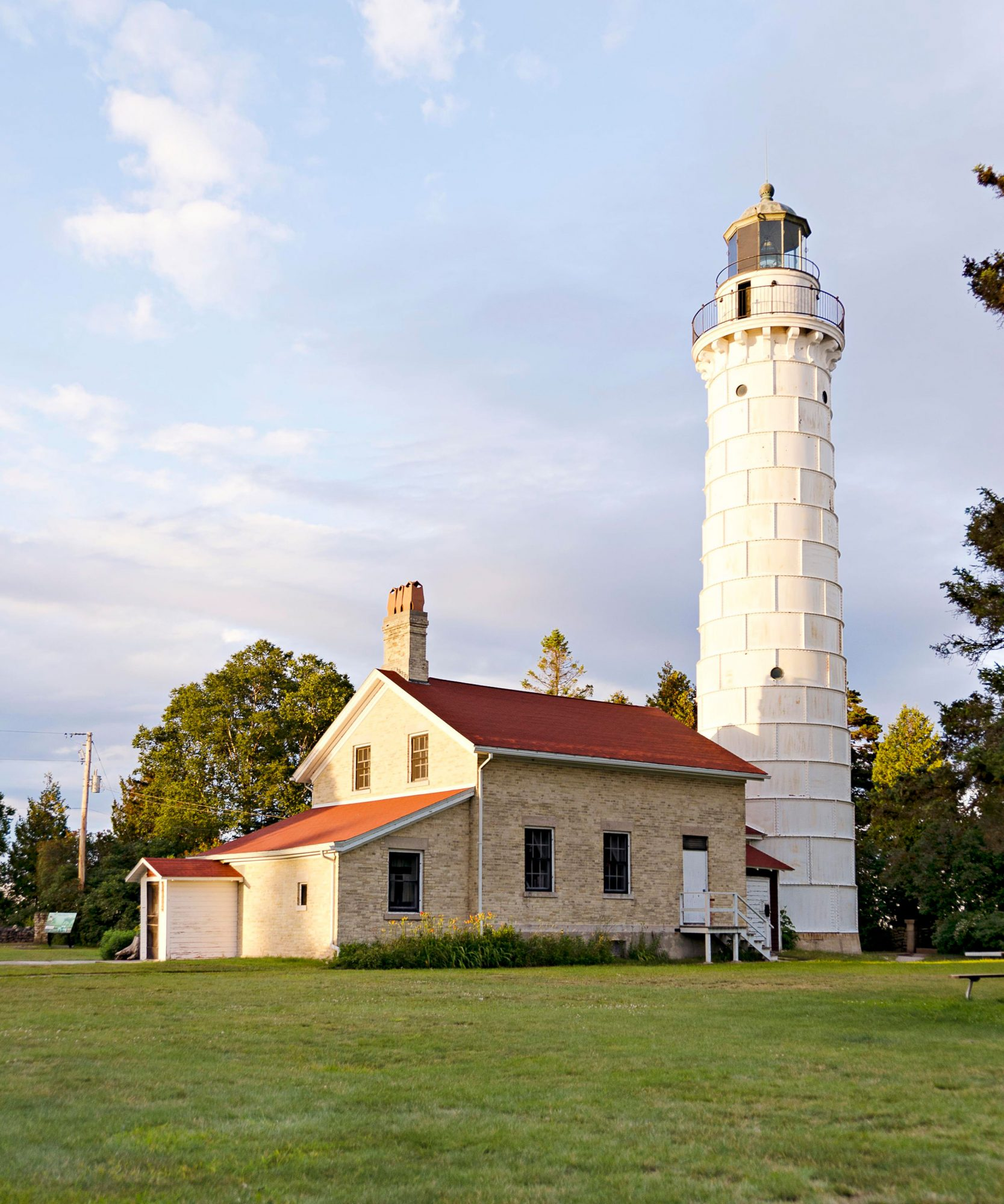 Cana Island Lighthouse, Door County