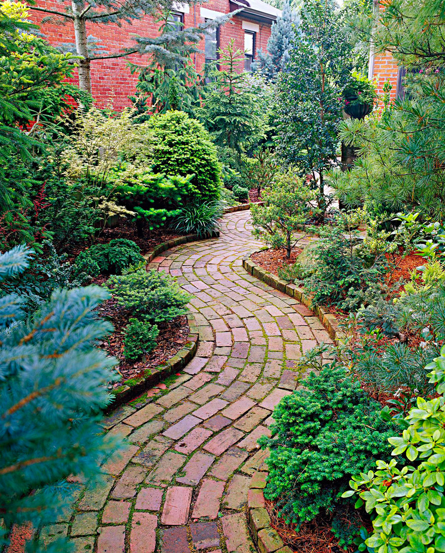 Dry-laid pavers: good for heavy use