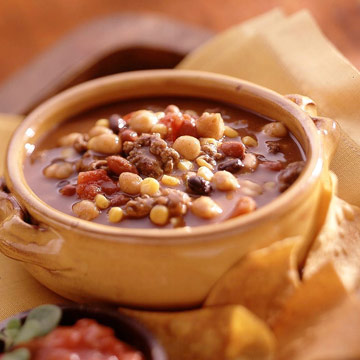 Aunt Bonnie's Taco Soup