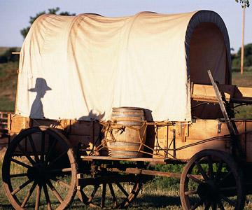 The cowboy rhythm