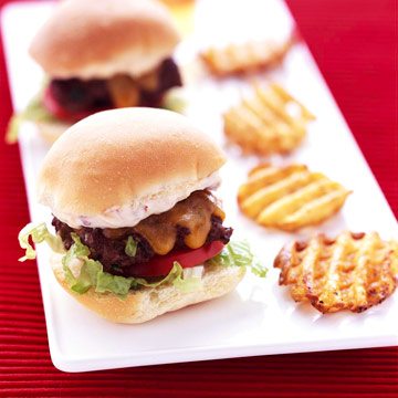 Mini Burger Party Platter