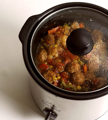 Slow-cooker tips