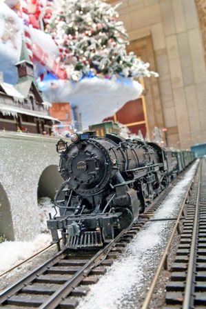 Cincinnati: Duke Energy Holiday Trains