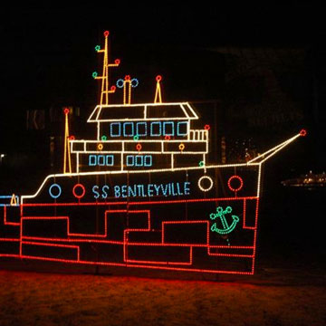 Duluth: Bentleyville Tour of Lights
