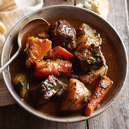 Autumn Beef Stew