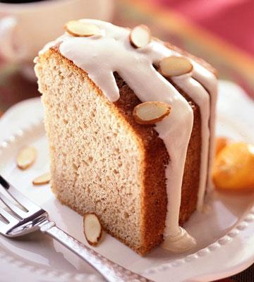Heavenly Chiffon Cake