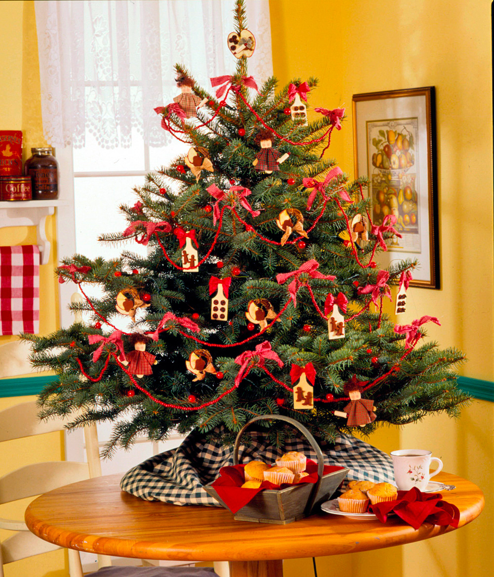 Kitchen table tree