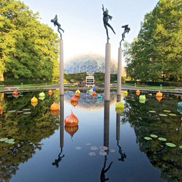 St. Louis: Missouri Botanical Garden