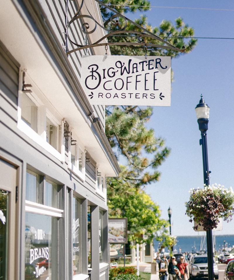 Big Water Coffee Roasters