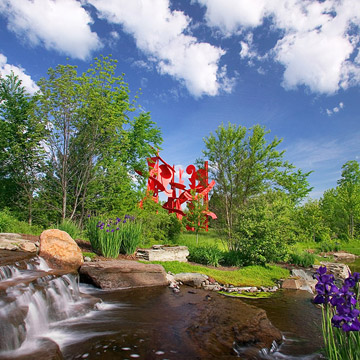 Michigan: Frederik Meijer Garden and Sculpture Park