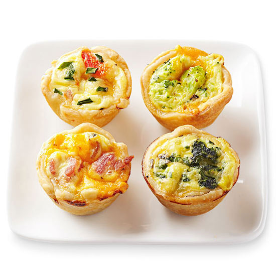Any-Flavor Mini Quiche