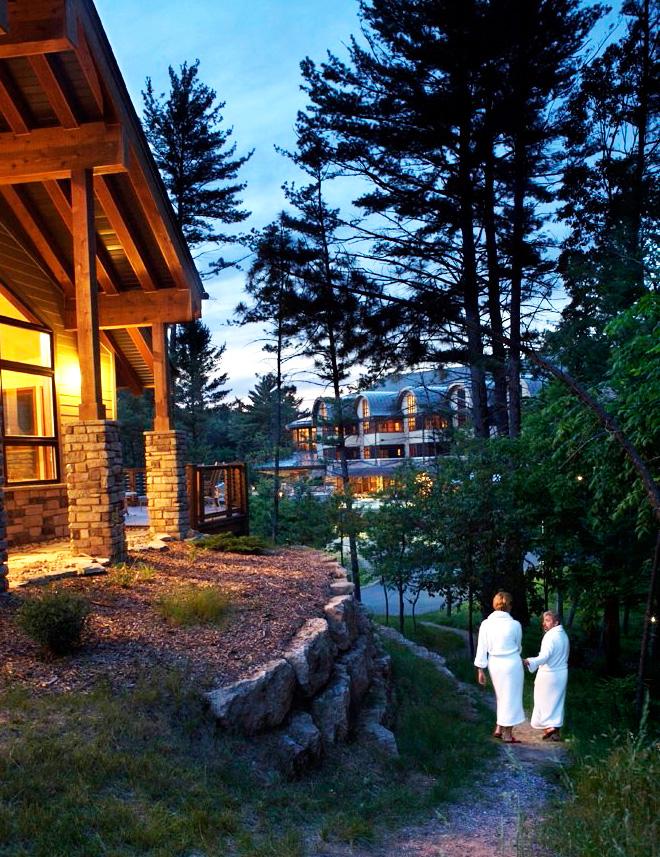 Wisconsin Dells: Sundara Inn and Spa