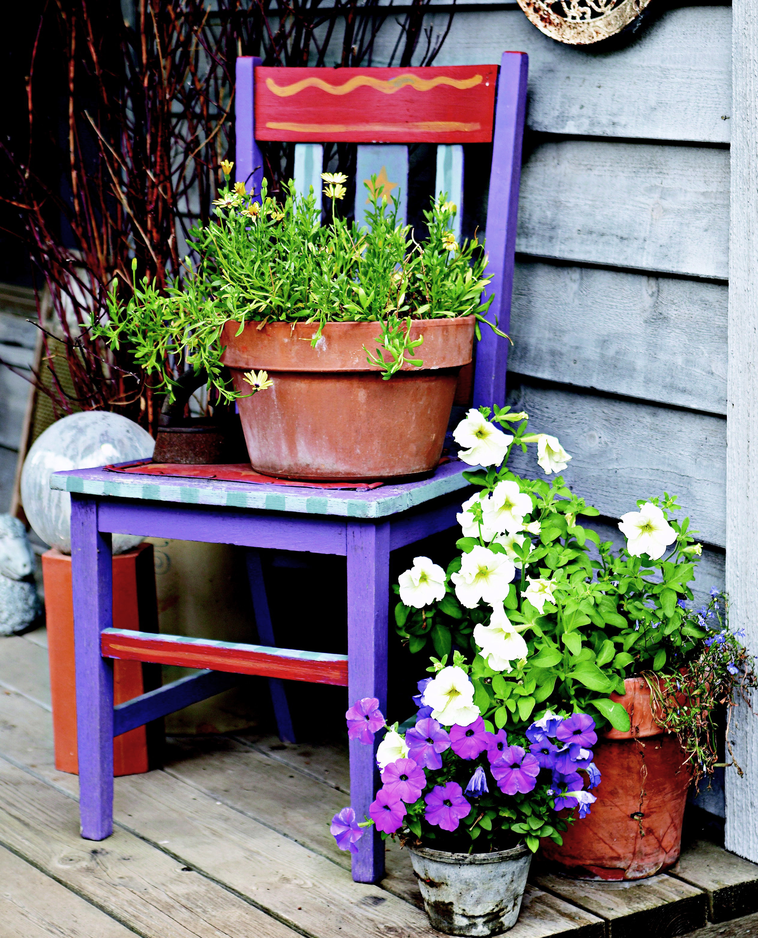 Reuse an old chair