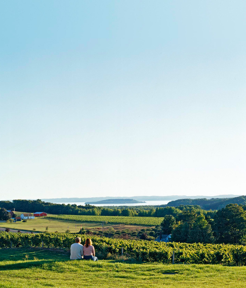 Traverse City, Michigan: Chateau Chantal