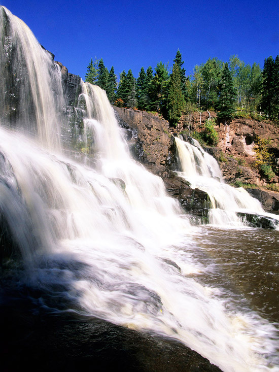 Minnesota: North Shore state parks