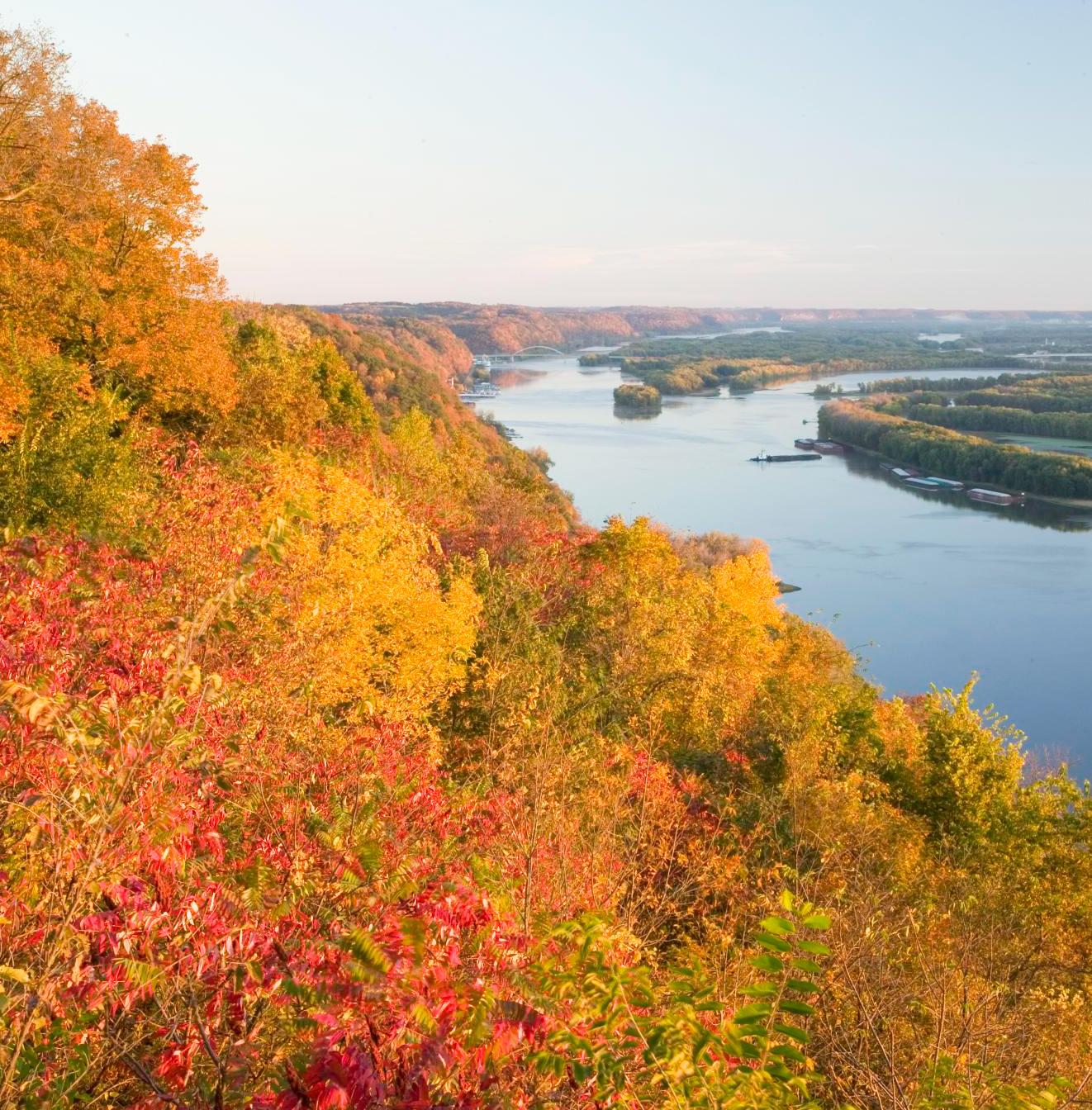 Iowa: Pikes Peak State Park