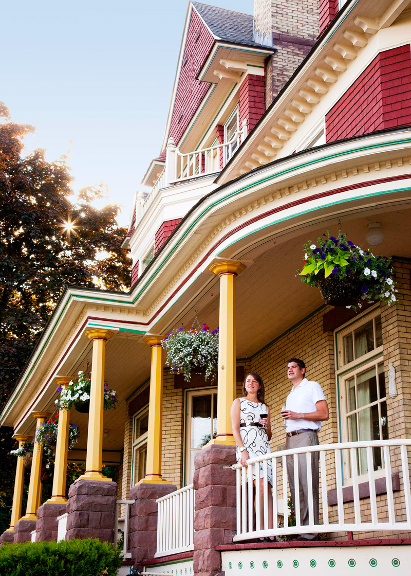 Bayfield, Wisconsin: Old Rittenhouse Inn