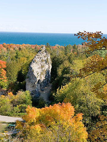 Michigan: Mackinac Island State Park