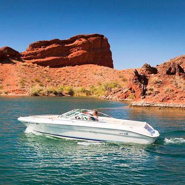 Lake Havasu, Arizona: Eternal Sunshine