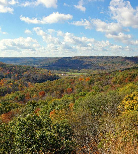 Ohio: Edge of Appalachia Preserve