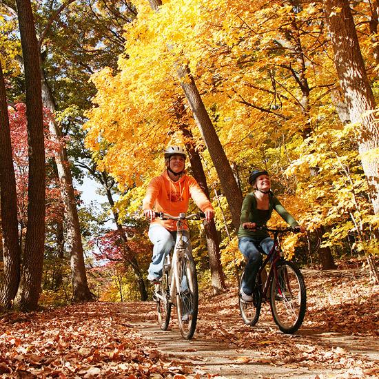 Illinois: Pere Marquette State Park
