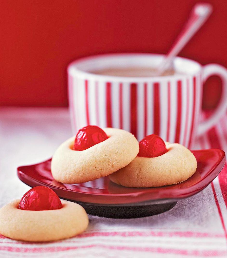 Butter Dream Cookies